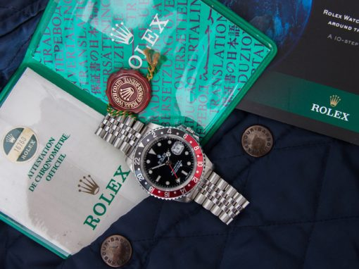 ROLEX GMT-MASTER 'FAT LADY'