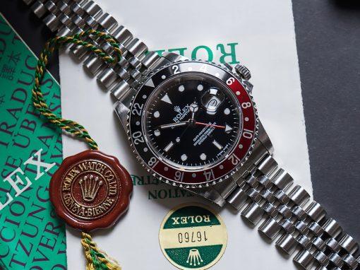 ROLEX GMT-MASTER 16760