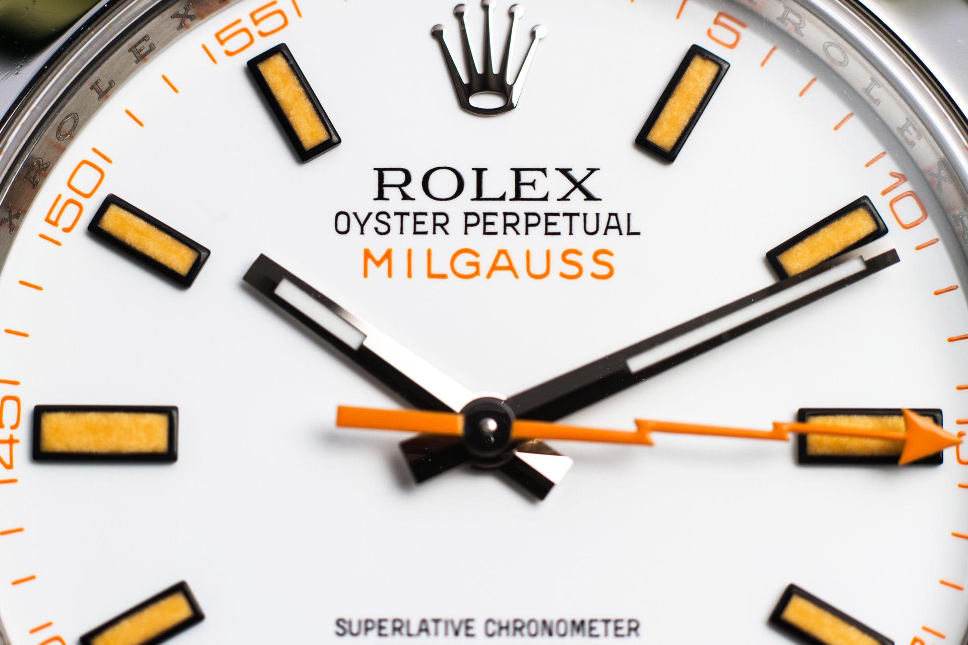 Rolex milgauss watchworks haarlem rolex milgauss amipublicfo Images