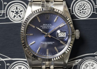 ROLEX DATEJUST BOX & PAPERS
