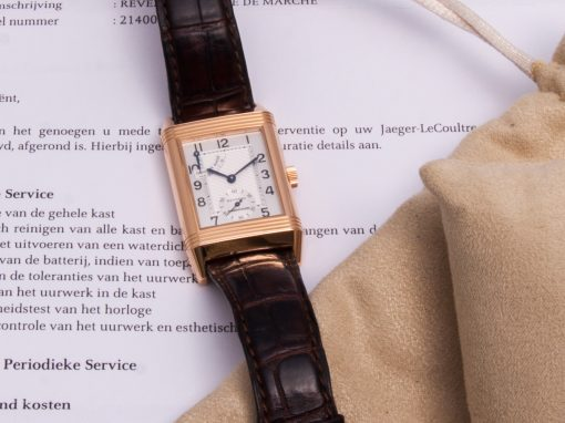 JAEGER LE-COULTRE REVERSO GRANDE TAILLE