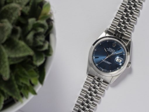 ROLEX DATEJUST 'BLUE DENIM'
