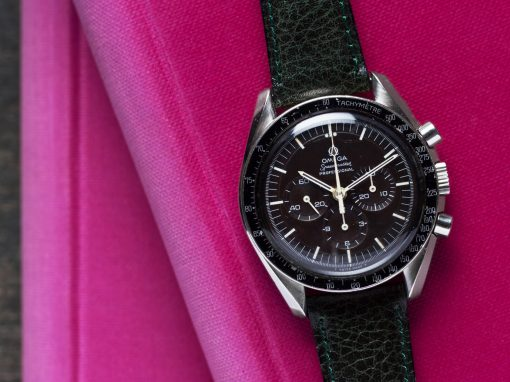 OMEGA SPEEDMASTER TROPICAL