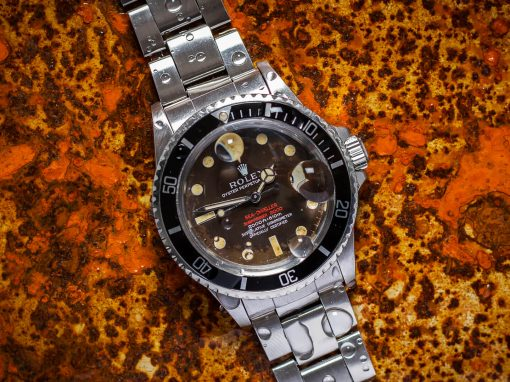 ROLEX SEA-DWELLER 1665 TROPICAL