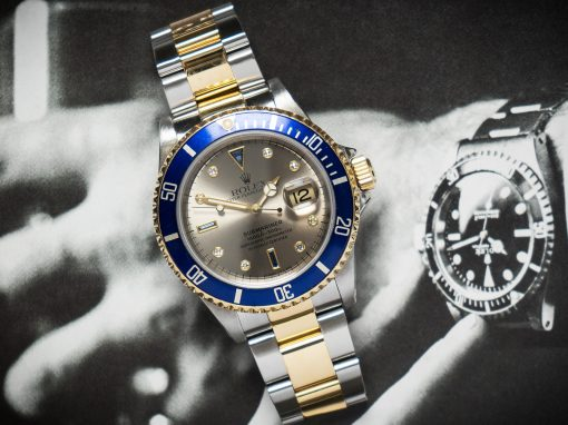 ROLEX SUBMARINER 'SULTAN'