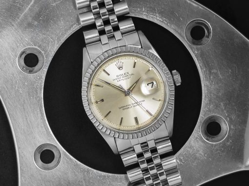 ROLEX DATEJUST 'SWISS' DIAL