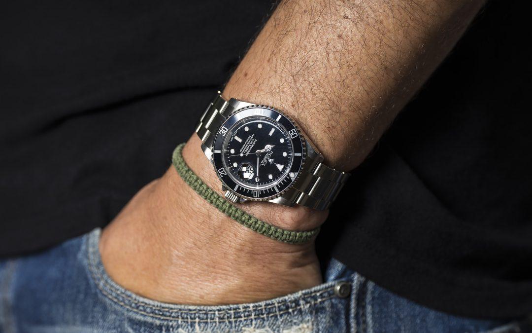 Is my watch waterproof?