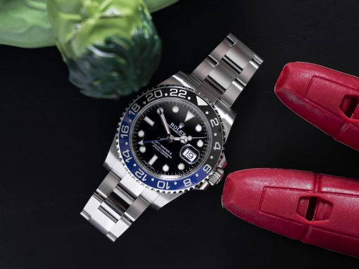 ROLEX GMT-MASTER 'BATMAN' 2017