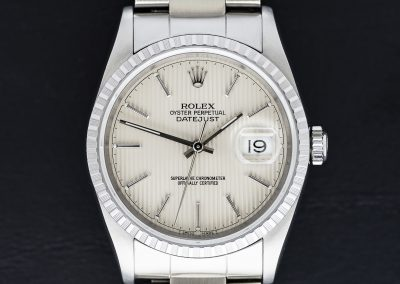 ROLEX DATEJUST 'TAPESTRY'