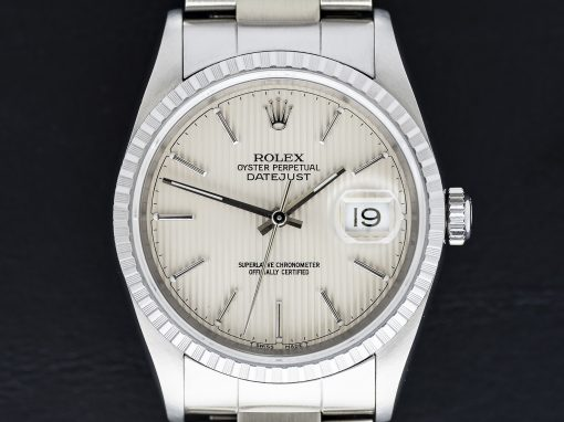 ROLEX DATEJUST TAPESTRY