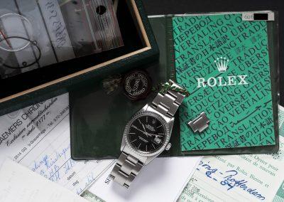 ROLEX DATEJUST B&P