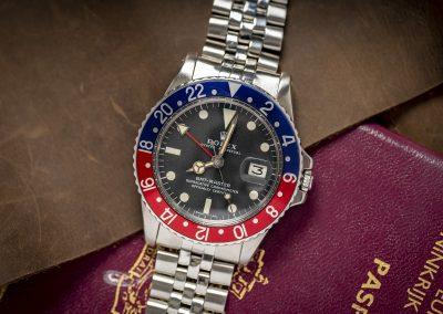 ROLEX GMT 1675 MK2