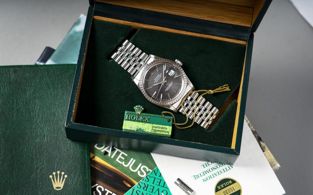 We Love the Rolex Datejust!