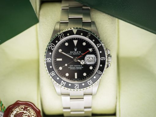 GMT-MASTER 16710 NOS & STICKERED