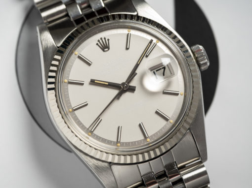 ROLEX DATEJUST 1601 'GHOST'