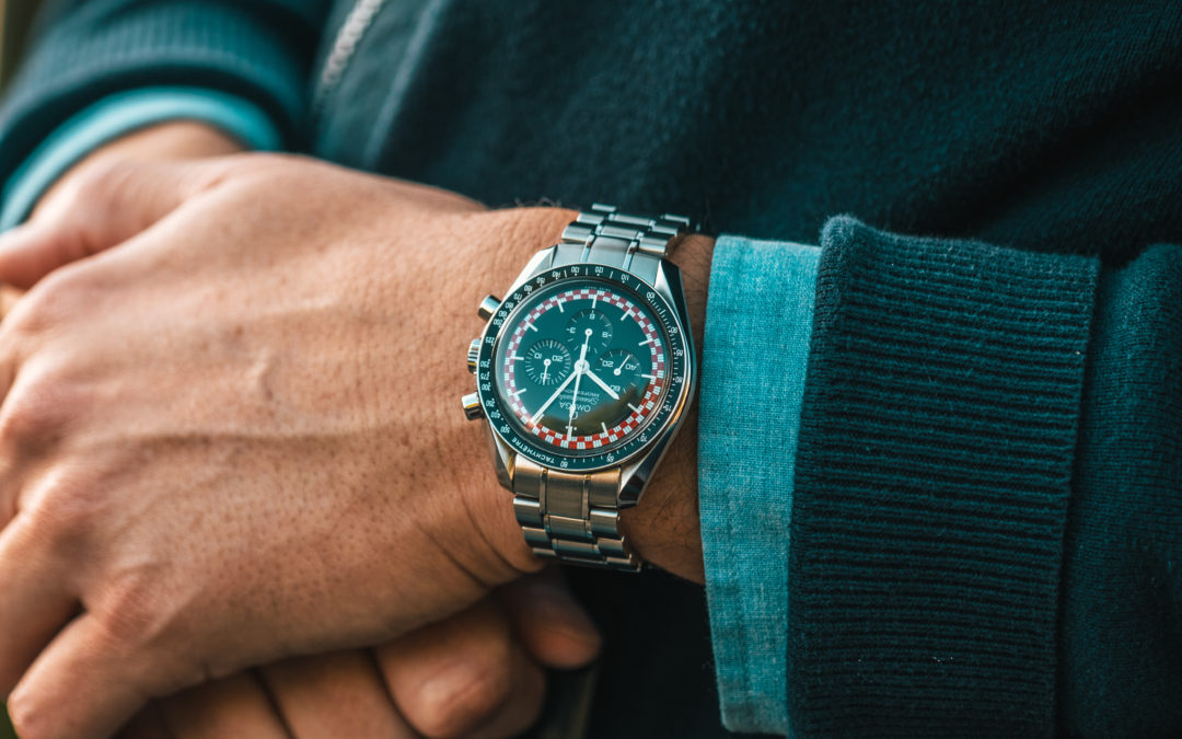 WWH Editorial Shoot – Omega Speedmaster 'TinTin'