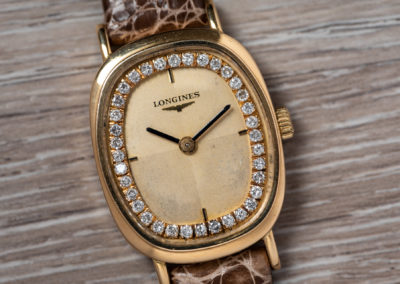 LONGINES DIAMOND 'SIGMA' DIAL