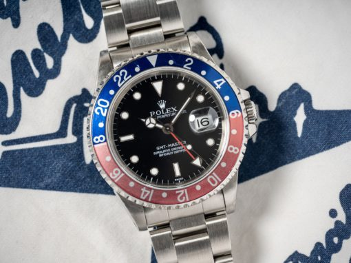 16700 SWISS ONLY GMT