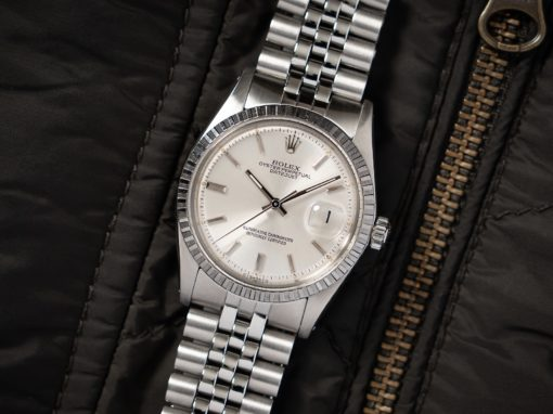 DATEJUST 1603 SIGMA DIAL