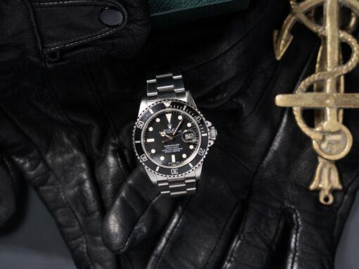 Rolex Submariner 16800 mk1