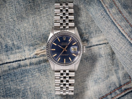 DATEJUST 1603 'MIDNIGHT BLUE'