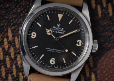 ROLEX EXPLORER 1016 MK1
