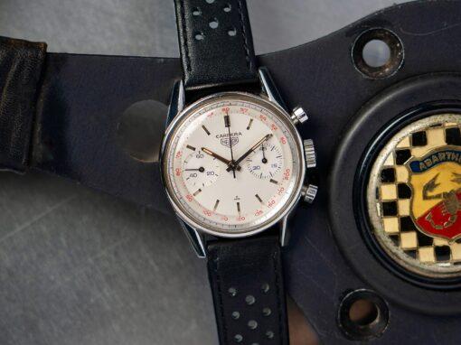 Heuer Carrera Chronograph 3647