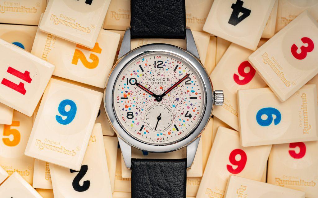 WatchWorks Haarlem ╳ Minimatikal Nomos club 701