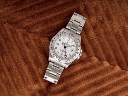 Rolex Explorer 16570 'Polar'