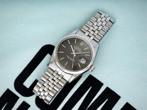 Rolex Datejust 'Charcoal' 1601