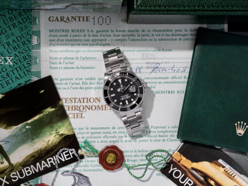 Unpolished 168000 Matte dial B&P