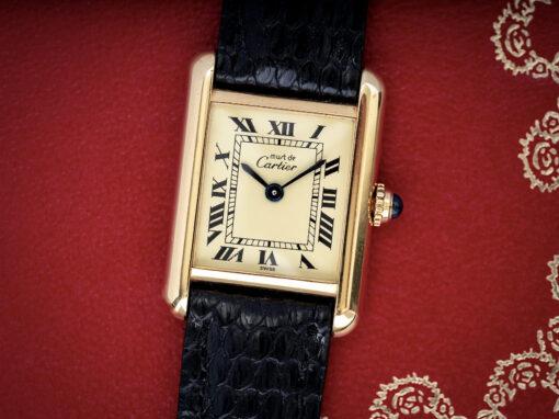 Cartier Tank, Must de Cartier