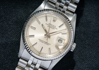 1601 Datejust Champagne dial