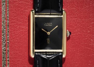 Must de Cartier 'Onyx' B&P